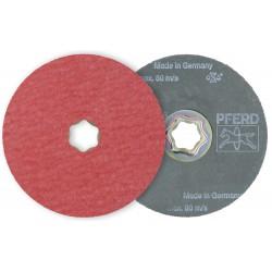 Disque fibre D.125 CO-COOL G120 COMBICLIC