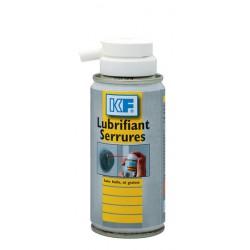 Aérosol lubrifiant serrure 140ml