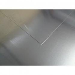 Feuille de zinc 2000x1000