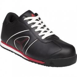 Chaussure basse S3 cuir noir DSPIRIT 36