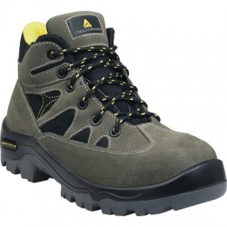 Chaussures haute Auribeau3 S1P vert/noir T39