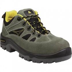 Chaussures basse Pertuis3 S1P vert/noir T36