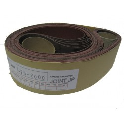 Bande zirco 75x2000 GR36 joint kevlar