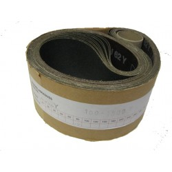 Bande ponceuse zirconium 100x1500