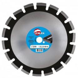Disque diamant asphalte diamètre 230
