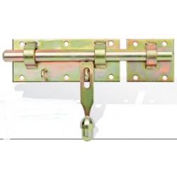 Verrou écurie 494 platine HyperRenf D18