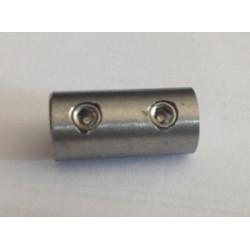 Arrêt de câble D4mm inox 304 brosse