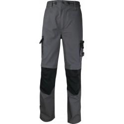 Pantalon MACH5 gris/noir