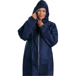 Combinaison polypro bleu + cagoule XL