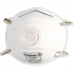 Masque FFP1 avec valve bte 10