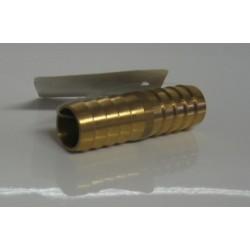 Jonction droite laiton (Vrac)